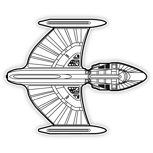 the trek collective  walls360 u0026 39 s new starship graphics