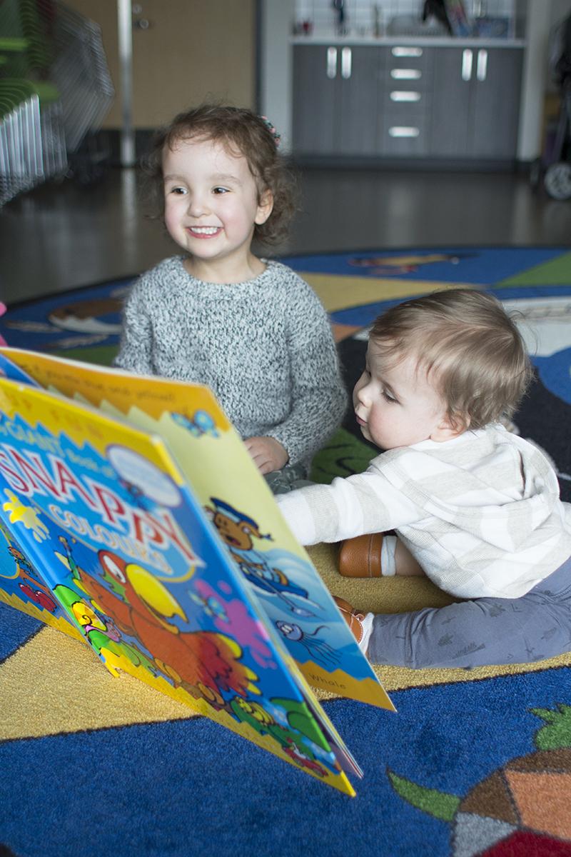 Kids programs at Edmonton Public Library