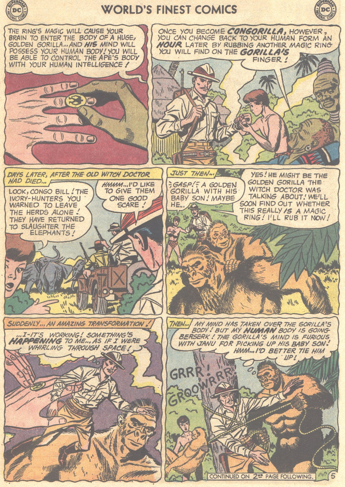 Read online World's Finest Comics comic -  Issue #148 - 29