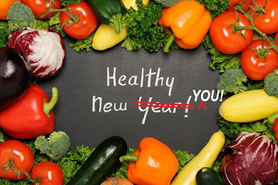 Health, Lifestyle, Change, New Year, New You