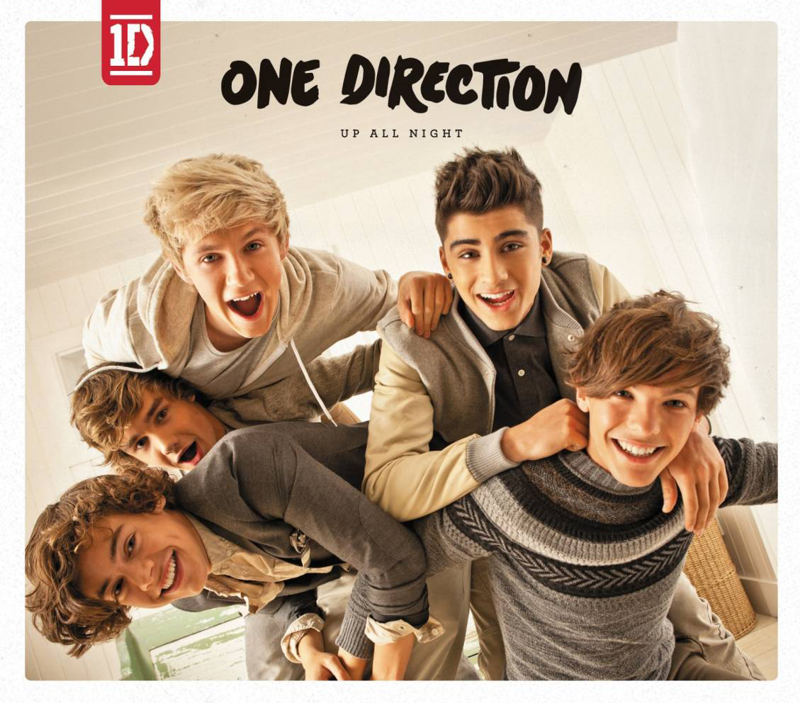 Dc downloads day: one direction – up all night (deluxe version.