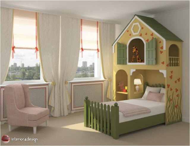 Amazing Decorating Ideas For Kids' Rooms 18