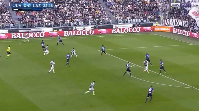 فيديو.. يوفنتوس يسقط أمام لاتسيو بثنائية فى الدوري الإيطالي