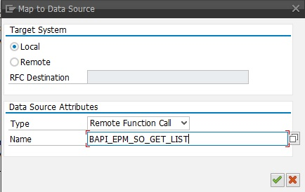 OData service importing RFC/BOR interface - GET_ENTITYSET