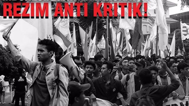 BEM Seluruh Indonesia Serukan Aksi Serentak Makzulkan Rezim Jokowi