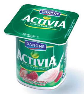yogures activia en embarazo