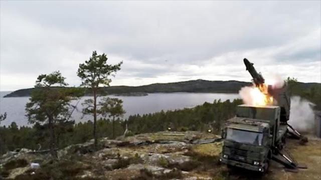 Suecia devuelve armas de la Guerra Fría para detener a Rusia