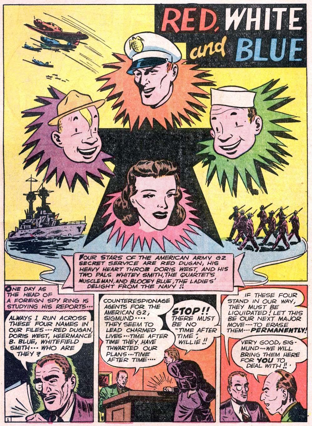 Read online All-American Comics (1939) comic -  Issue #33 - 31