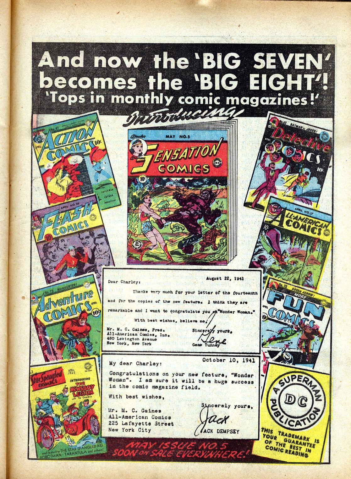 Read online All-Flash comic -  Issue #4 - 48