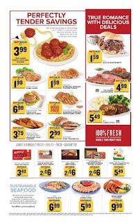 Food Lion sales ad