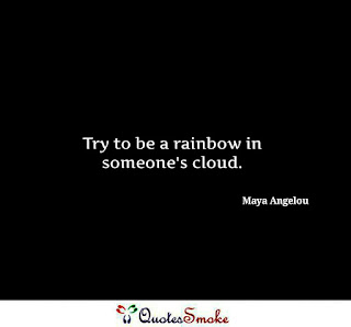 Maya Angelou Life Quote