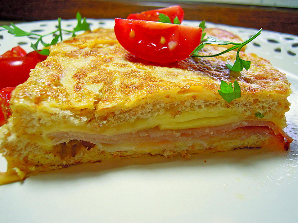 Tolle Rezepte Arme Ritter Pikant French Toast Die Etwas