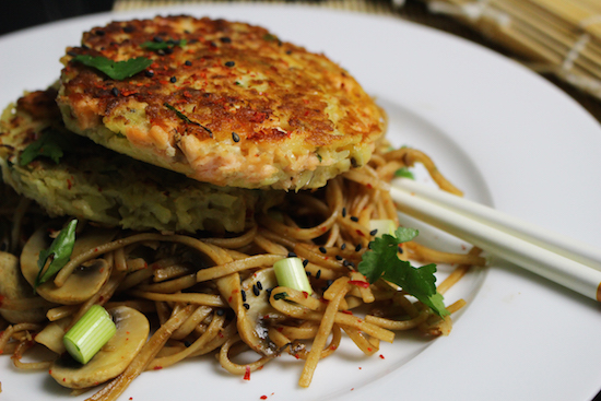 Salmon Rosti Recipe