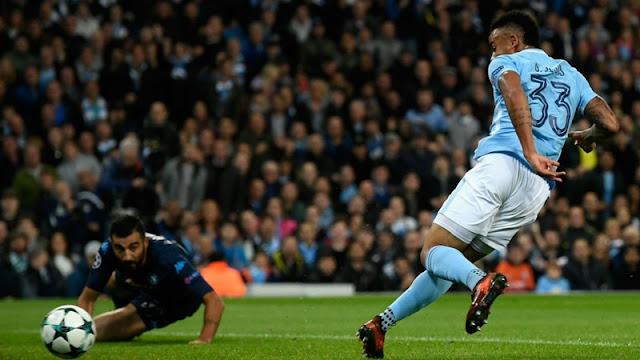 Manchester City 2 Napoli 1: Guardiola's Men melihat pemimpin klasemen Serie A meski menakut-nakuti babak kedua