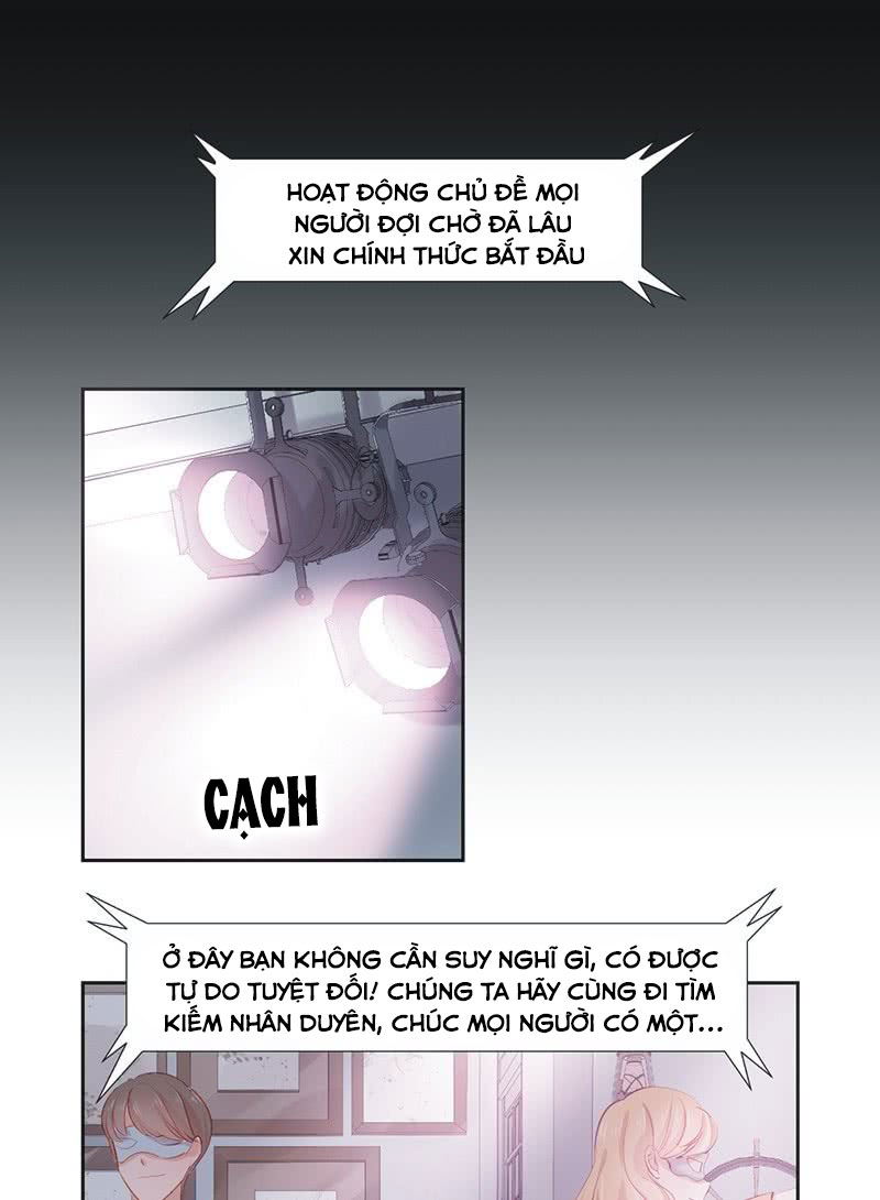 Khi Trá Luyến Nhân chap 16 - Trang 21