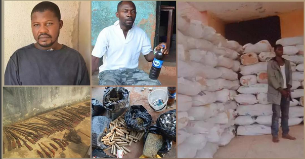 Drug Syndicate Smashed By NDLEA In Edo State, Suspects Arrested. 1