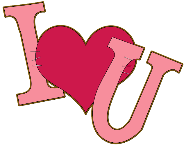 clipart love heart images