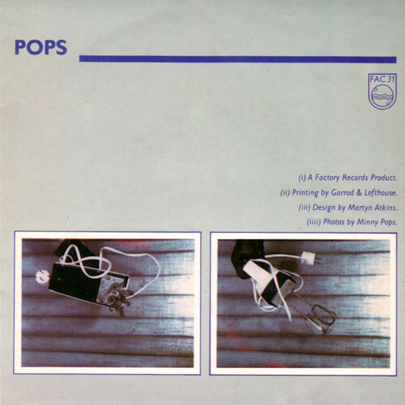 Dolphin's Spurt [Factory Records, FAC 31]