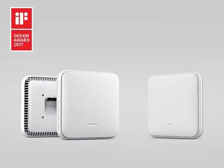 Huawei's LampSite 3.0 and AtomCell BTS3912E Both Win iF Industrial Design Awards