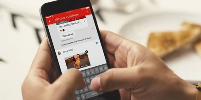 Youtube-to-dote-finally-messaging-integrated-has-the-application-as-instagram