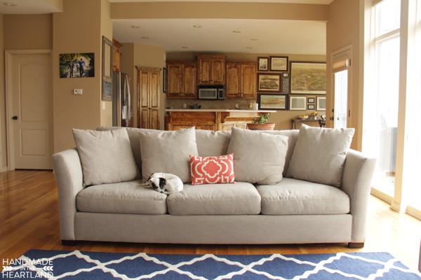 5 Living Room Decor Tips
