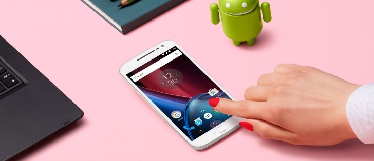 Moto G4 and Moto G4 Plus Receiving the Android 7.0 Nougat Update in India