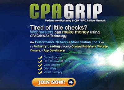 كيف تسجل في CPAGRIP بالصور والقبول فورا