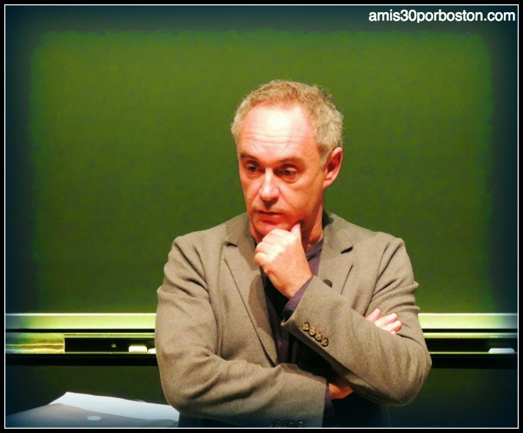 Ferran Adrià En Harvard. Science & Cooking 2014