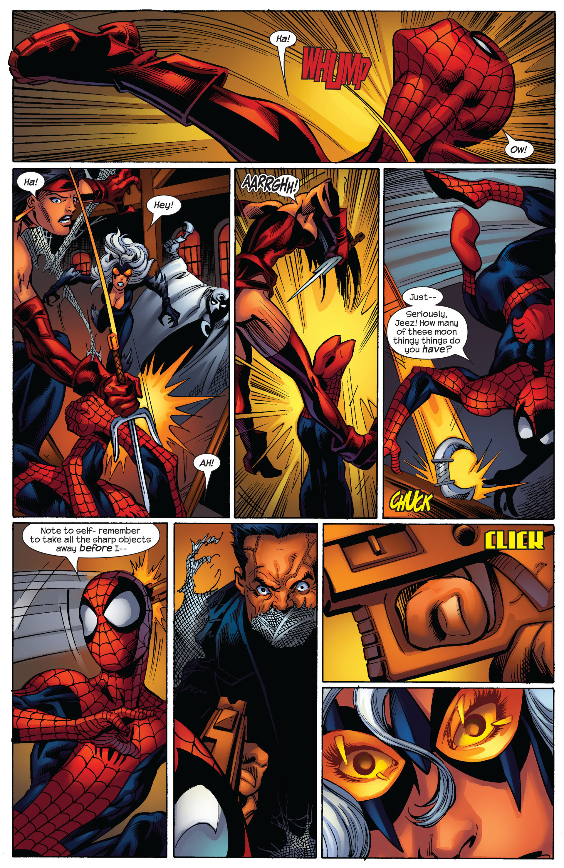 Read online Ultimate Spider-Man (2000) comic -  Issue #84 - 12