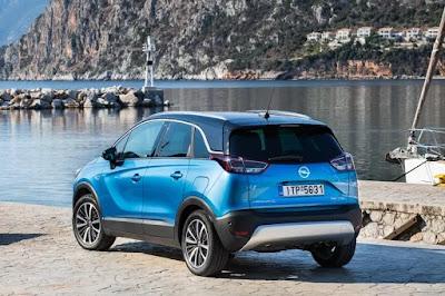 To Νέο Opel Crossland X...κατέφτασε στις Εκθέσεις διανομέων