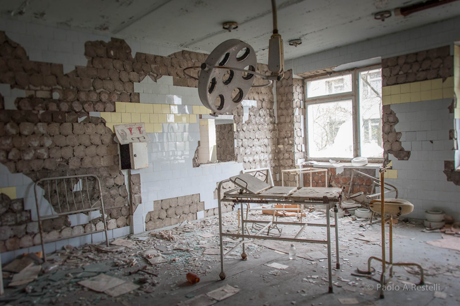 ORPHO: Chernobyl 30 years after the nuclear disater An ...