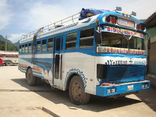 Transportes San Rafael, Barillas, Huehuetenango