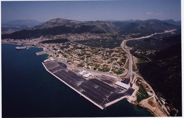 Β` και Γ` φάση έργων Λιμένα Ηγουμενίτσας, στα 30 κορυφαία έργα υποδομής που κατασκευάζονται στην Ελλάδα