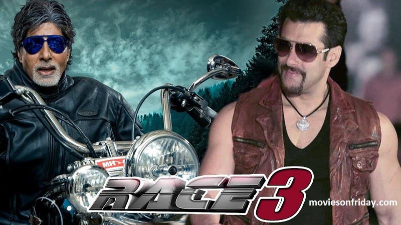 Salman Khan Will Play Baddie In Race 3