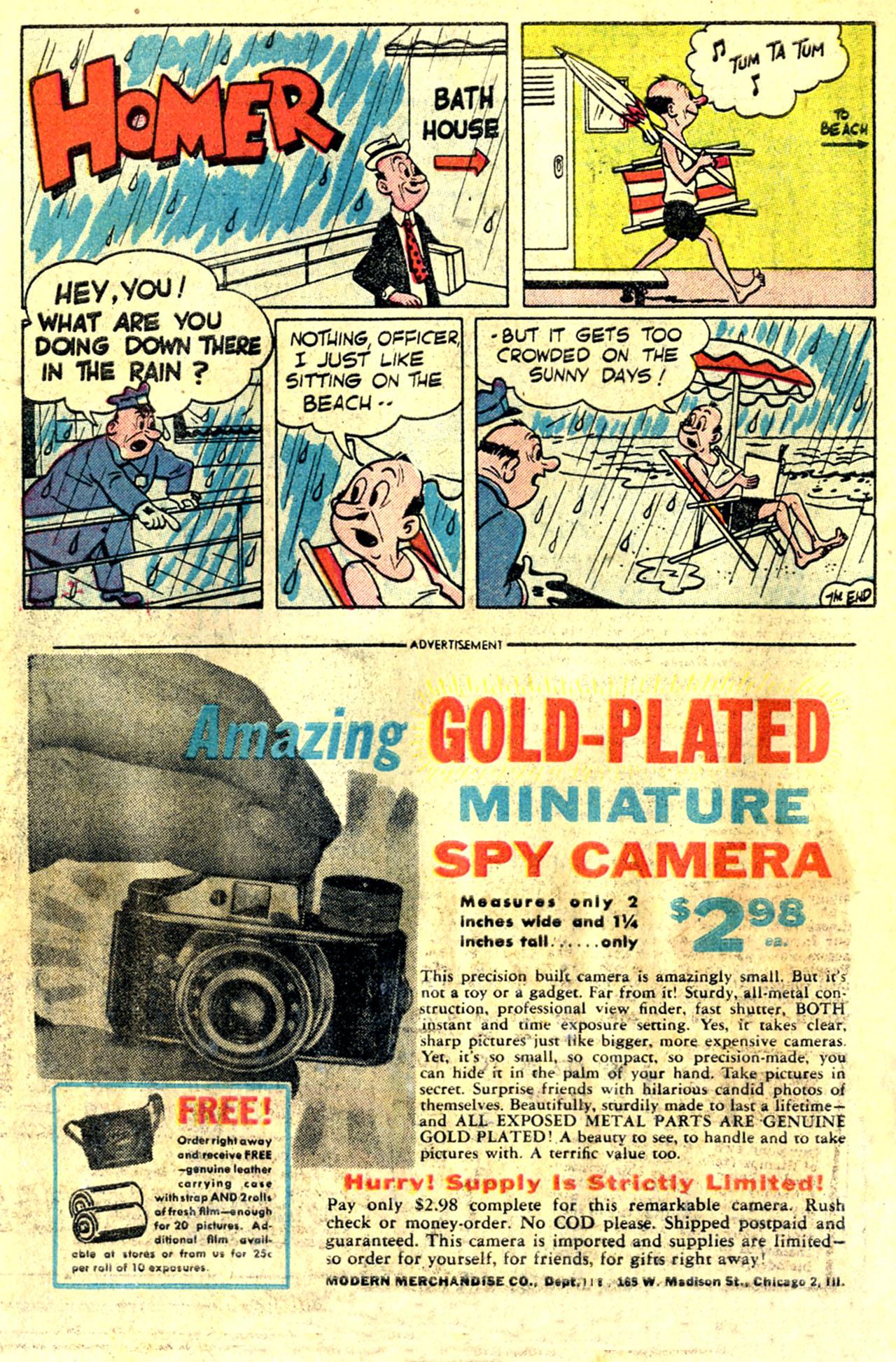 Detective Comics (1937) 225 Page 33
