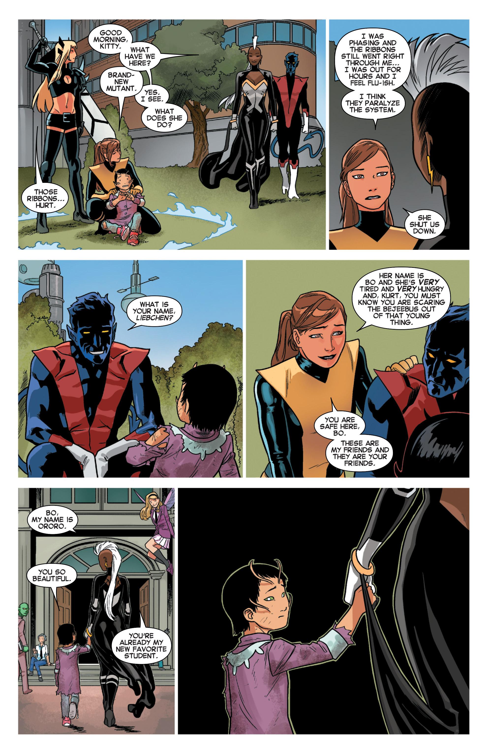 Read online Uncanny X-Men (2013) comic -  Issue #33 - 20