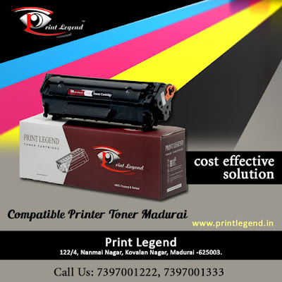 """Making People Successful in a Changing World - Compatible Printer Toner Madurai"""