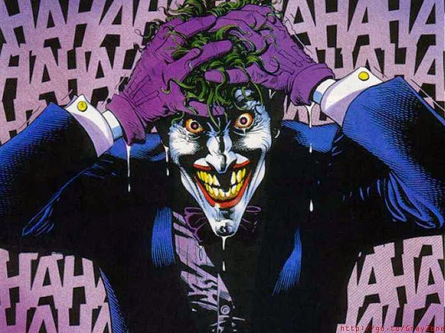 joker suicide squad the killing joke alan moore brian bolland batman dc comics jared leto