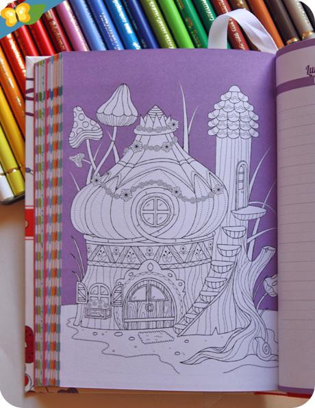 Agenda à colorier - Gründ