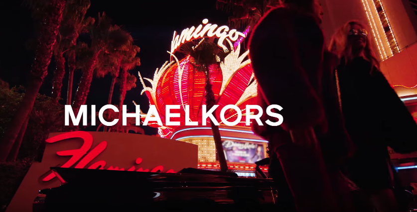 Canzone Michael Kors pubblicità Light Up The Night - Musica spot Dicembre 2016