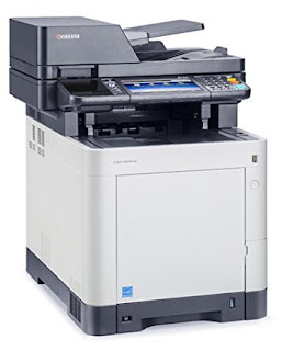 cidn MFP supports AirPrint together with is Mopria Kyocera Ecosys M6035cidn Driver Download