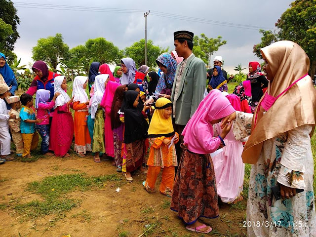 Baksos TPQ Cahaya Foundation Di Sukatenang Sukawangi