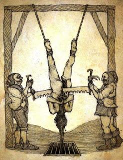 5 Eksekusi mati Tergreget pada jaman old