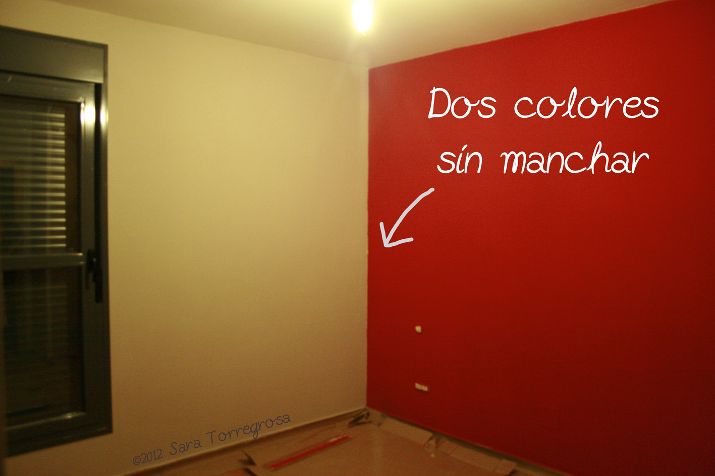 Pintura Granate Pared Color Pintura Pared Beautiful Pintar Las Paredes De Color