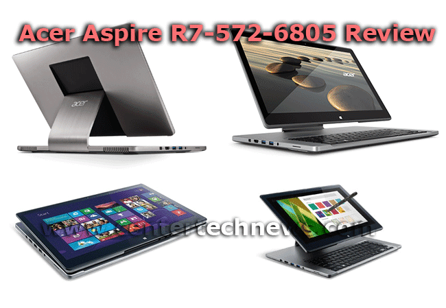 Acer Aspire R7-572-6805 Review by Centertechnews