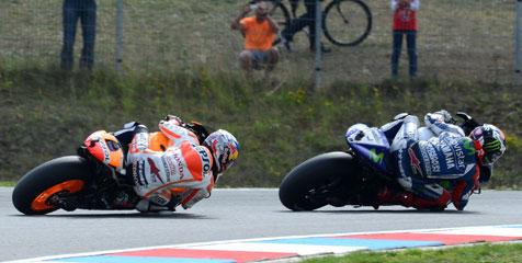 Lorenzo Takjub Lihat Pedrosa Kalahkan Marquez