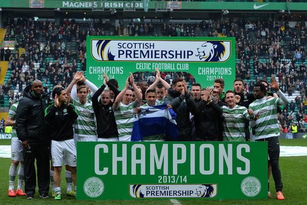 Campeonato escocês: Todos os Campeões