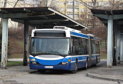 Scania OmniCity Artic, MPK Kraków