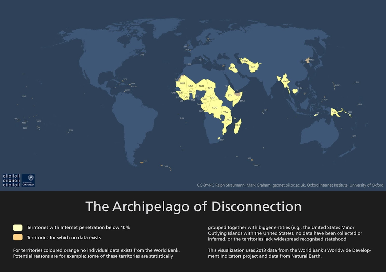 The 'Archipelago of Disconnection'