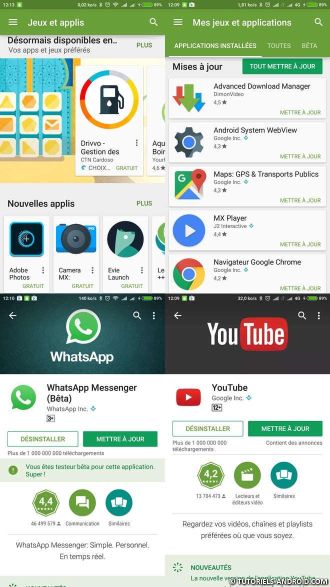 Google Play Store v7.2.13